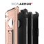 miniature 23 - Belt Clip iPhone XR, XS, XS Max Hybrid Case with Kickstand Ghostek Iron Armor 2
