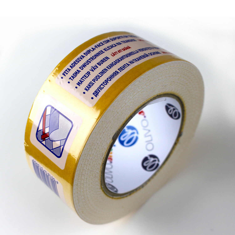 NASTRO BIADESIVO TELA fissaggio fissaggio fissaggio moquette corsia passatoia nuziale tappeto 669394