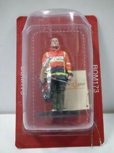 Del Prado 1/32 Figure Fireman Full Dress - Aisne - France 2011 BOM173