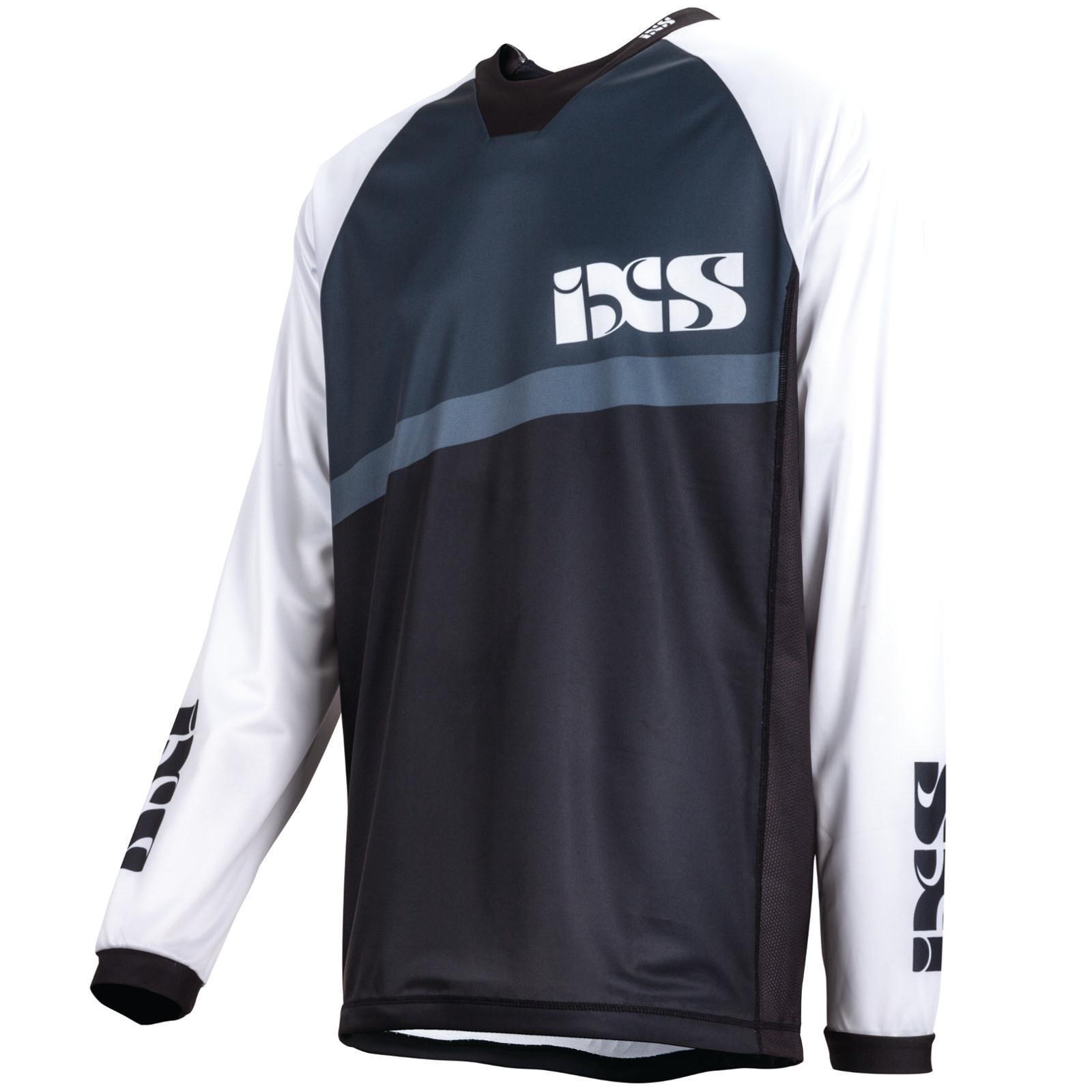 IXS Pivot 7.1 DH Langarm Jersey Fahrrad Trikot Shirt Downhill MTB Mountain Bike