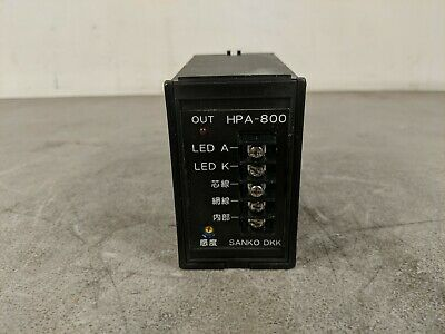 SANKO DKK HPA-800 *NEW* HPA800 with Proximity Switch                         AUC
