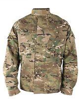 Propper Battle Rip Coat Military BDU Jacket Army Camo Tactical Combat - NWT