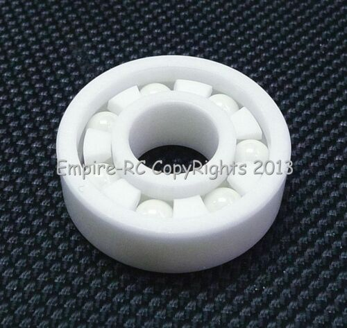 624 Full Ceramic Zirconia Oxide Ball Bearing 2 PCS 4x13x5 mm ZrO2 4*13*5
