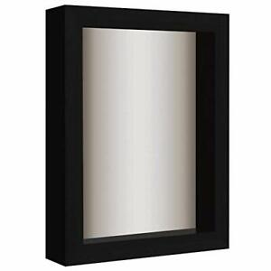 Americanflat Shadow Box Frame with Soft Linen Back - Variety of Sizes