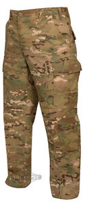 MultiCam-Camo-Men-039-s-BDU-Uniform-Nyco-Pants-by-TRU-SPEC-1221-FREE-SHIPPING