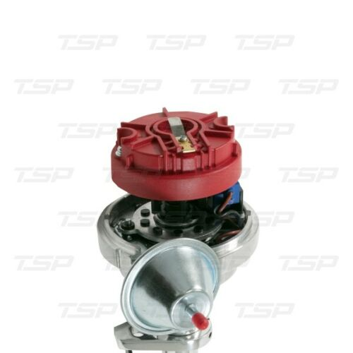 Chevy 194-216 Early L6 Pro Series Ready to Run Distributor Red