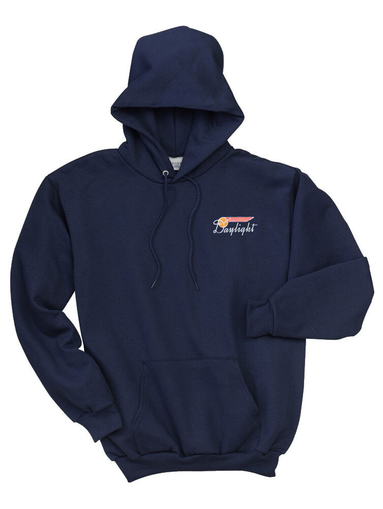 Southern Pacific Daylight Pullover Hoodie Sweatshirt