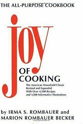 Joy of Cooking : The All-Purpose Cookbook
