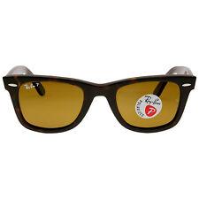 Ray Ban Original Wayfarer Classics Polarized Brown Classic B-15 Sunglasses