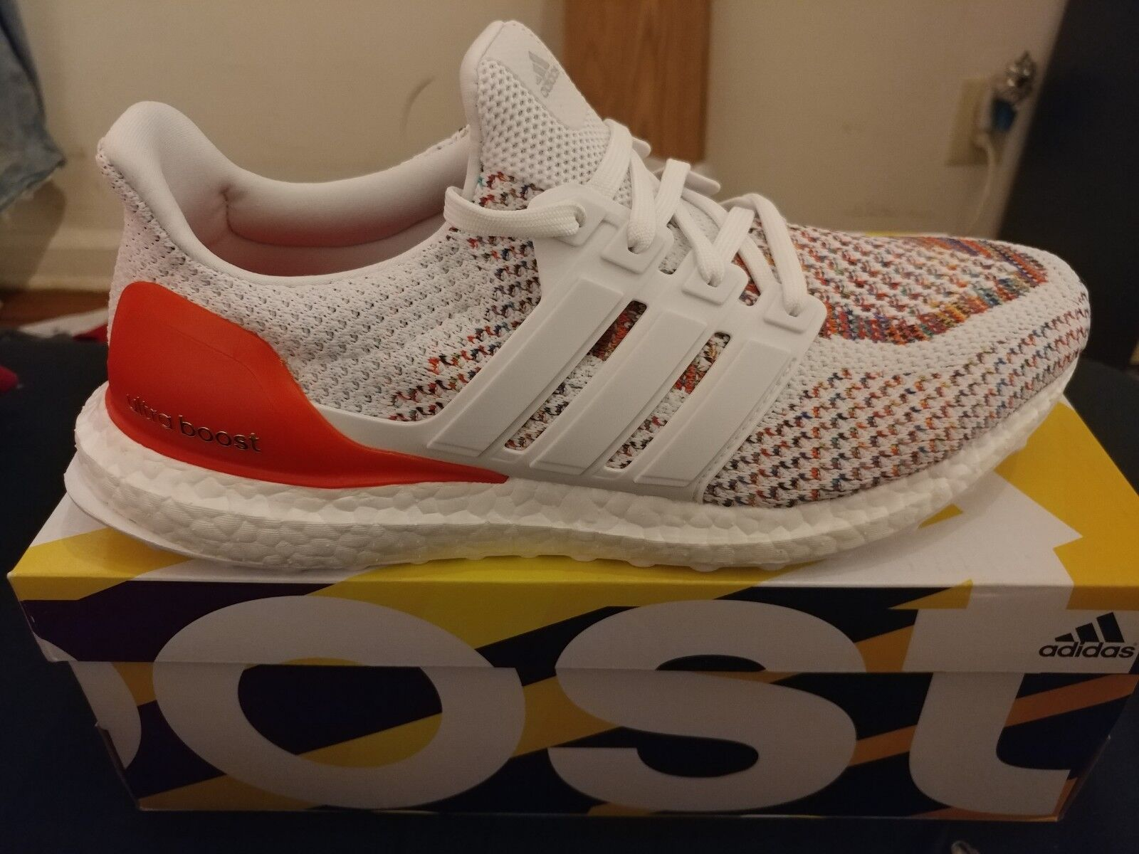 Adidas Ultra Boost 2.0 Multi-Color Size 9.5 - UltraBoost 1.0 3.0 NMD BB3911