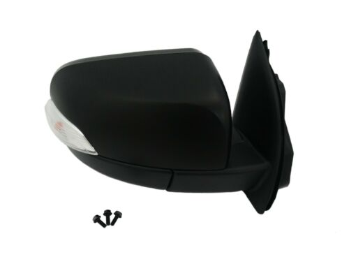 Door//Wing Mirror Black Electric R//H O//S For Ford Ranger T64 2.2TD 16V 2011/>ON
