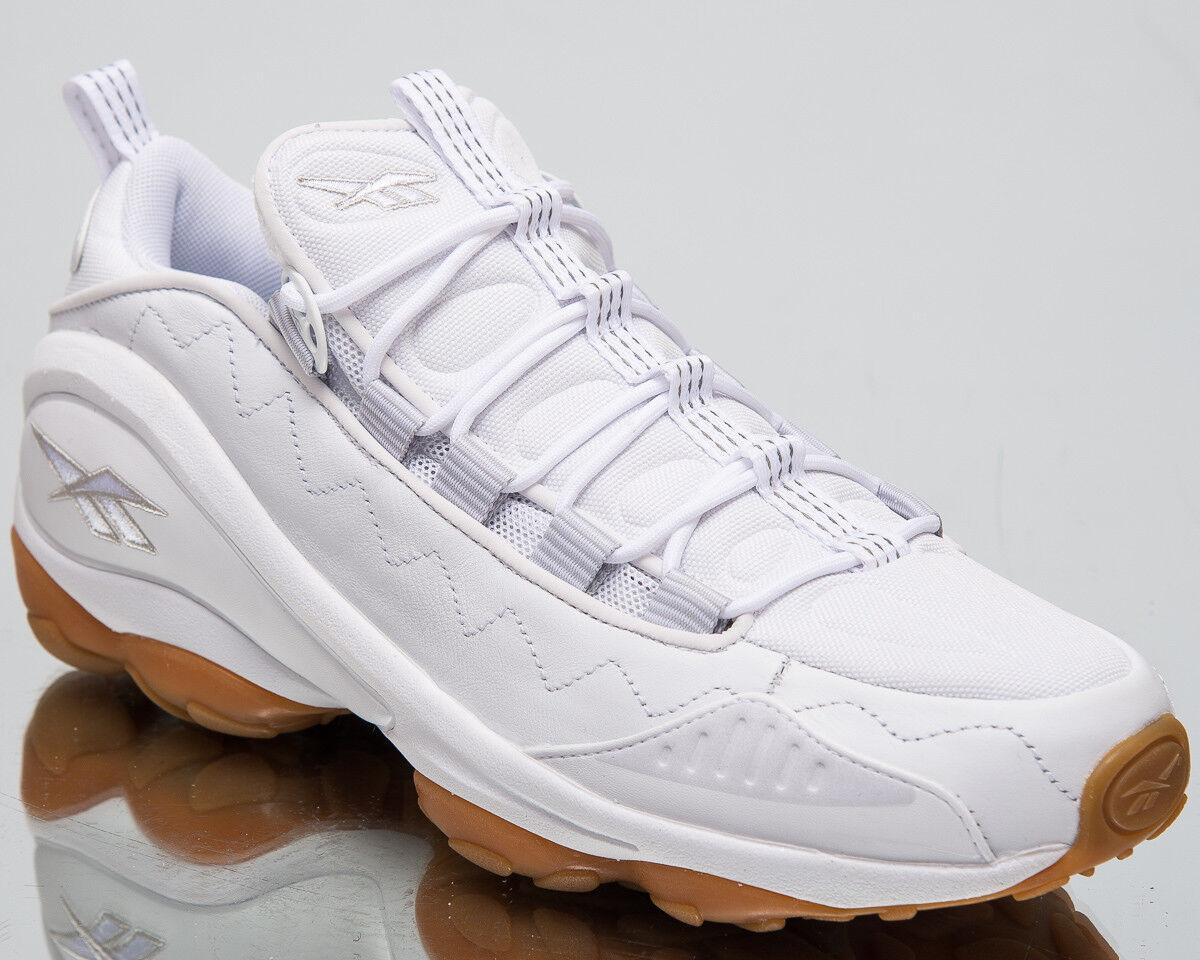 Reebok DMX Run 10 Gum New Men's Lifestyle shoes 2018 White Scull Grey CN3568