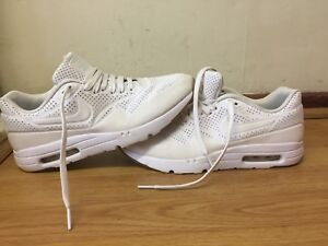 pretty nice 317a7 e43f8 Image is loading Nike-Air-Max-1-Ultra-Moire-Trainers-705297-