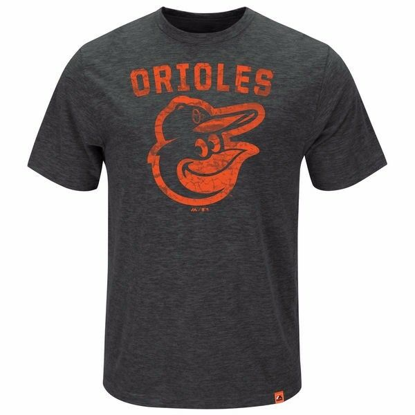 MLB MLB MLB Baseball T-Shirt BALTIMORE ORIOLES O's Hours and Hours von Majestic c260e4
