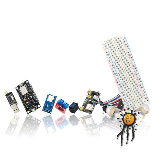 80 parti//items Nodemcu esp8266 Internet of Things Development principiante Mega Set