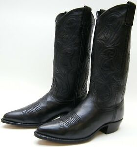 Innovative Dan Post Women39s Western Boots Carisma Black Leather  Free Shipping