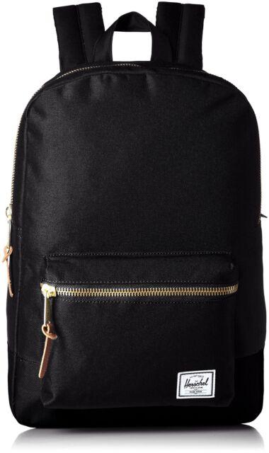 b0de239fa1ec Herschel Supply Settlement Mid-volume Backpack Black One Size for ...