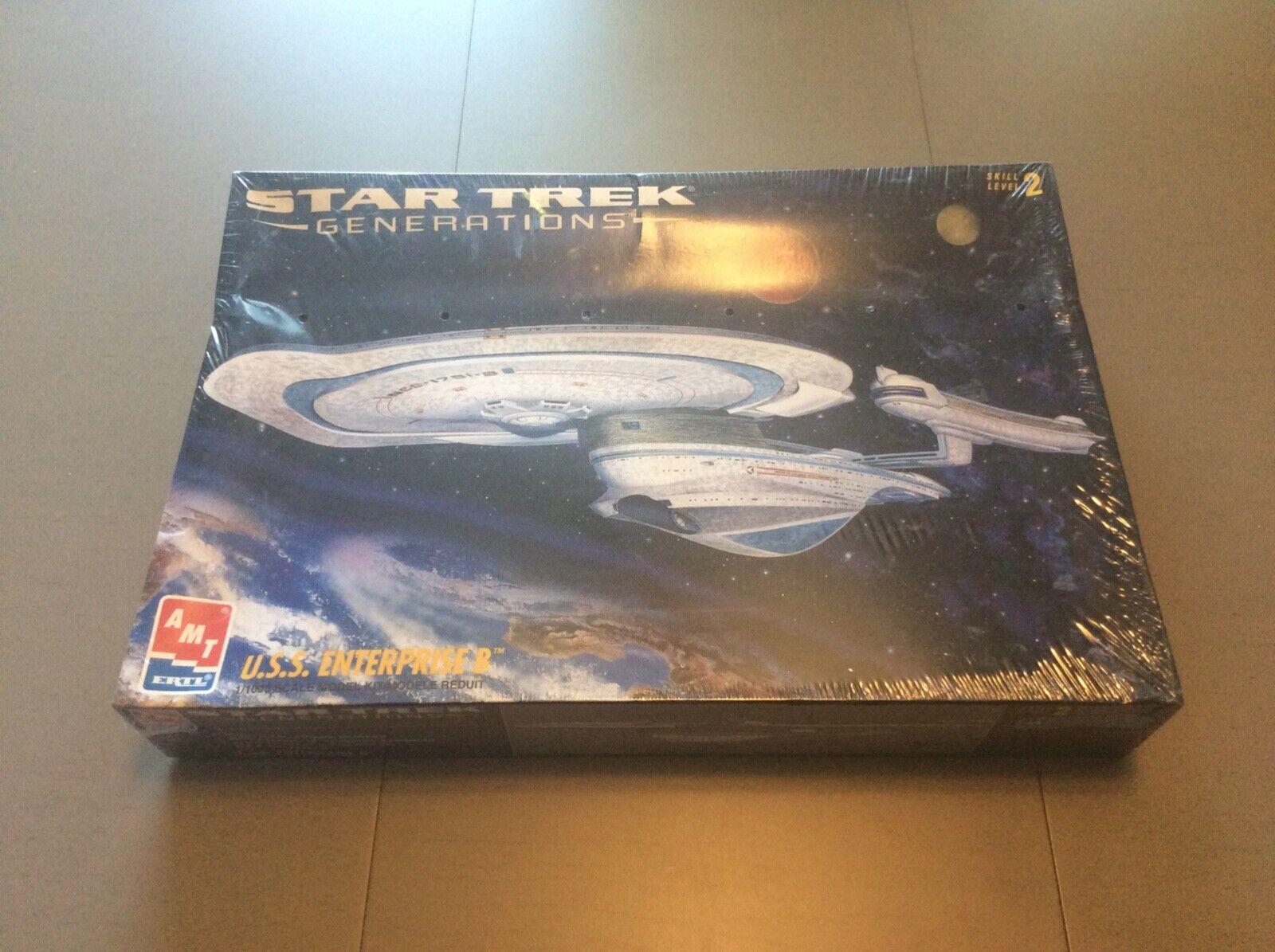 Estrella Trek Generation - American Enterprise B Plastics Plastics Plastics Model Kit.Importe 8762   1  1000 nuevos 198