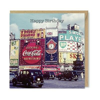 Humdinger Vibrators 1960/'s by Honovi Funny Retro Birthday Greeting Cards