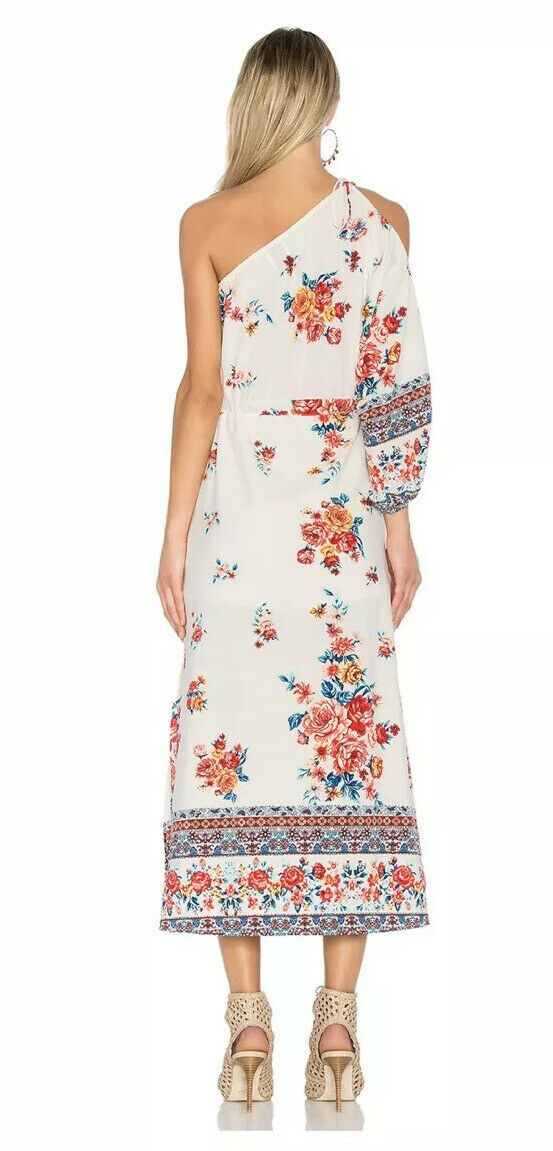 Catalina Dress in Floral MISA Los Angeles Sz S - image 2