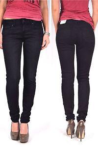 Pepe-Jeans-Soho-S98-Negro-Regular-Waist-Ajustado-25-32-26-32-27-32-27-30
