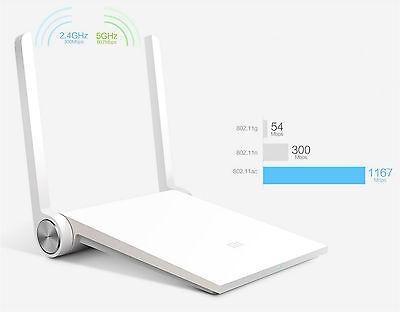 XIAOMI Mi Router mini WiFi Wireless 2.4GHz/5GHz Daul-Band AC Intelligent Samrt