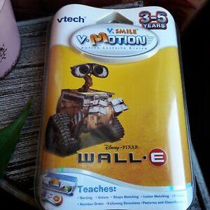 Smile VSmile Children Learning Motion Game Disney Pixar Walle V-Tech Vtech V