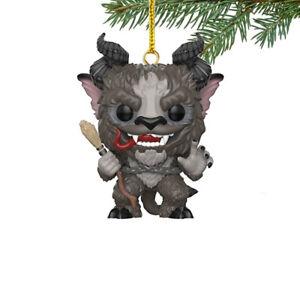 Krampus Christmas Ornament German Folklore Holiday Tree ...