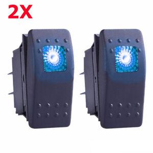 2-pieces-Interrupteur-a-bascule-12V-24V-LED-AUTO-CAMION-un-de-a-KIT