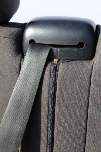 Coprisedili auto rivestimenti coprisedili VW t4 1+2 Bus DCT Exclusive personalizzati..