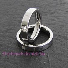 - NEU - MelanO Twisted - Edelstahl Ring Tatum - Gr. 62