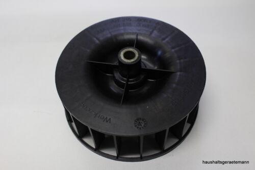 Bosch Siemens vorderes Lüfterrad schwarz Lüfterwalze Lüfter vorne 2150063AC5