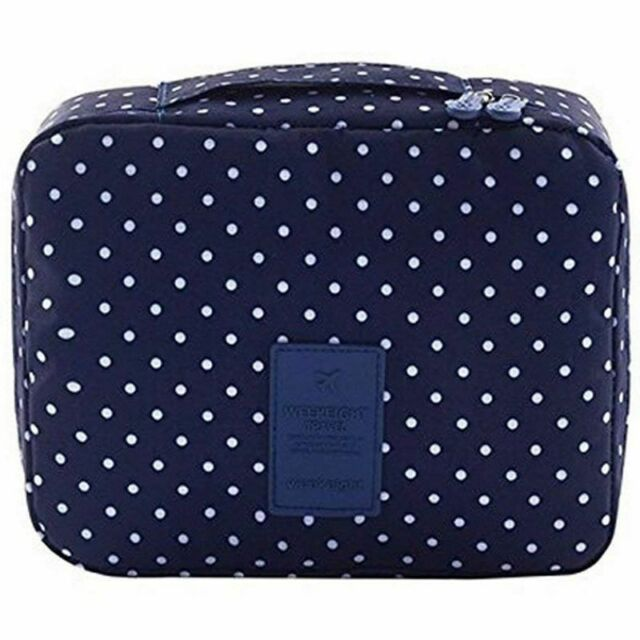 Travel Cosmetic Bag Printed Multifunction Portable Toiletry Bag Cosmetic Z1V3