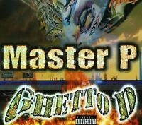 Master P - Ghetto D 10th Anniversary Edition [new Cd] Explicit, Bonus Cd, Bonus on Sale
