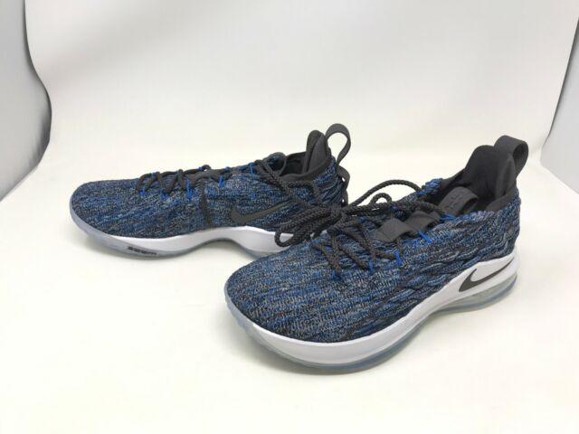 half off c57d6 8d412 Mens Nike (AO1755-400) Lebron 15 Low basketball shoes (406C)