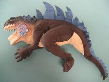 """Godzilla Hand Puppet Plush Stuffed Toy Toho 1998 23"""" Long No Sound"""