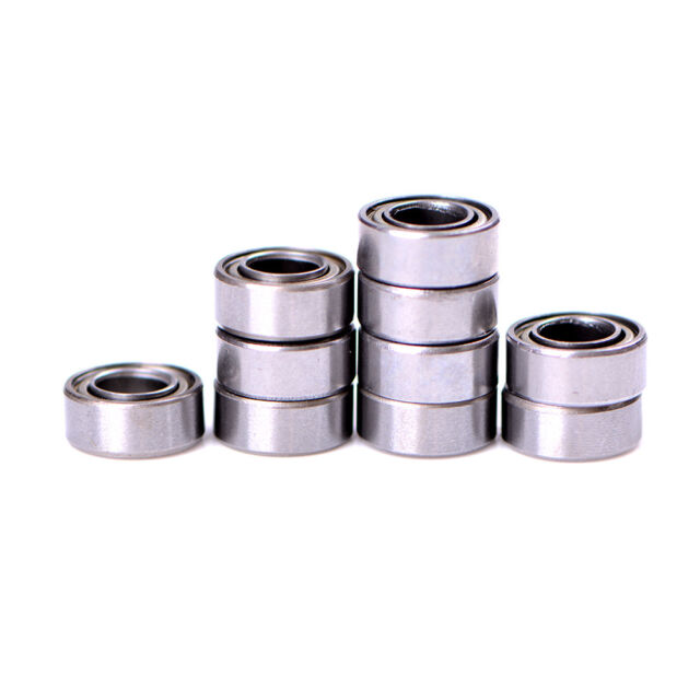 20pcs MR105ZZ L-1050 MR105 deep groove ball bearing 5x10x4 mm miniature SP
