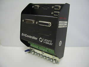 Gel-8110AAB0300-Eco-Controller-Lenord-Bauer-USED