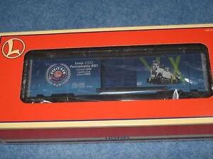 1998-Lionel-6-29227-GG-1-2332-Century-Club-Box-Car-New-in-Box-L1659