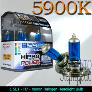 Fits Hyundai Veloster 100w Super White Xenon HID High Main Beam Headlight Bulbs