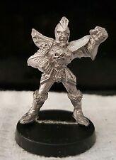 Warhammer Citadel Blood bowl 3rd Edition Dark Elf Lineman Variant 1 metal oop