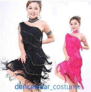 0340feff17c Image is loading Ladies-Prom-Party-Ballroom-Latin-Tango-Salsa-Dance-