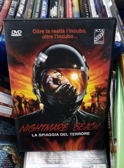 NIGHTMARE BEACH - LA SPIAGGIA DEL TERRORE - DVD