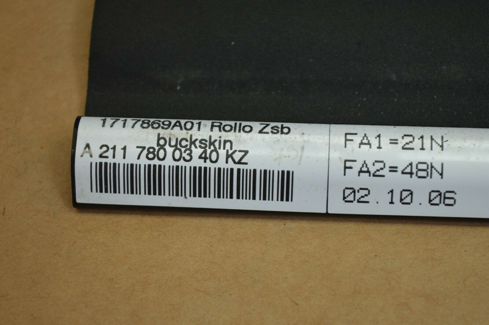 Details about  /For 2001-2005 Mercedes C320 Rear Window Roller Blind Relay Genuine 17984DH 2002