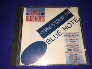 Various-A-Sample-Of-Blue-Notes-CD-Album-1987-Release-Perfect-Jazz-AMO