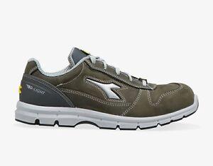 In liquidazione prezzo abbordabile prezzo di strada Details about Safety Shoes Diadora Utility Run S3-SRC-ESD Art. 175303 with  Grey