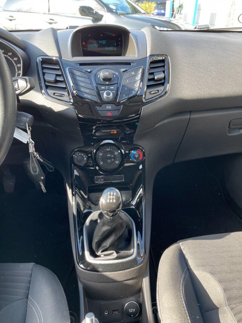 Ford Fiesta 1,0 SCTi 125 Titanium - billede 9