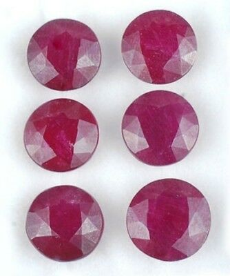 RUBY 14 x 12 MM OVAL CUT CALIBRATED COMMERCIAL