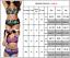 Plus-Size-Womens-High-Waist-Bikini-Set-Swimwear-Swimsuit-Bathing-Suit-Beach-Wear thumbnail 36