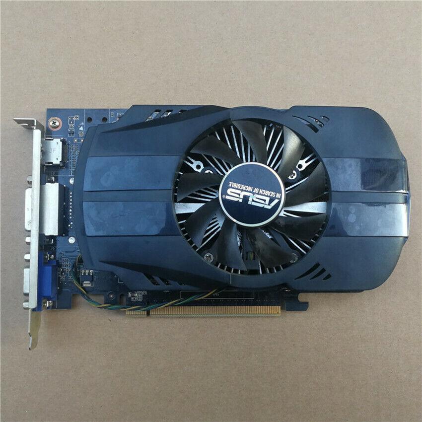 エイスース NVIDIA GeForce GTX750TI 2GB DDR5 DVI/VGA/HDMI PCI